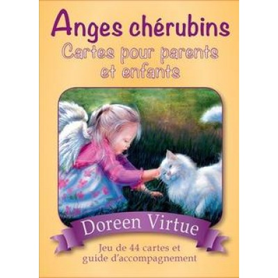 Carte Anges Chérubins Doreen Virtue