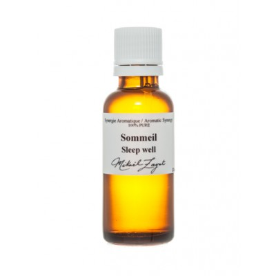Synergie d'huiles essentielles Sommeil