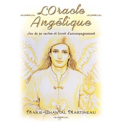 L'Oracle Angélique Mari-Chantal Martineau