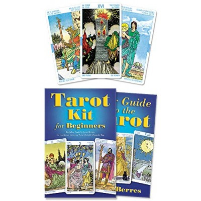 Tarot Kit for Beginners (Anglais)